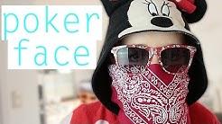 Pokerface - Wie ist man undurchschaubar - Erklär's Mirella   Mirellativegal