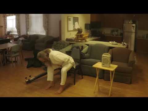 Chair Yoga: Depression Therapy 2 (C) – Abhyaṅga (Self-massage)