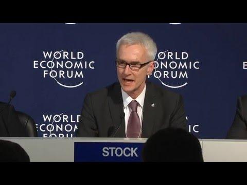 Davos 2016 - Press Conference: Confronting Cybercrime - A Public-Private Partnership