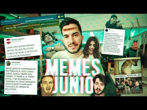 MEMES DEL MES: JUNIO
