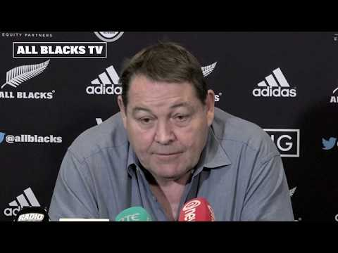 Steve Hansen reflects on Dublin loss