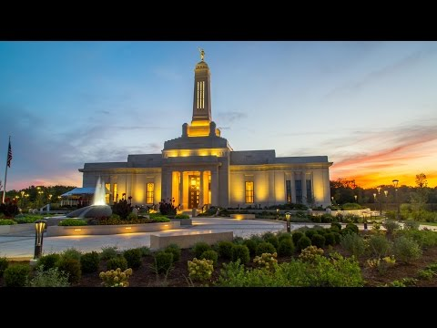First Latter-day Saint Temple Dedicated In Indiana