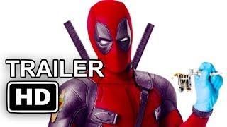 Deadpool 2 | The Trailer(
