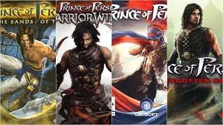 [HD] Prince of Persia Xbox Evolution (2003-2010)