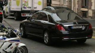 Paris: le prince héritier saoudien en route vers Matignon