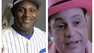 Baseball Legend Sammy Sosa Gets ROASTED on Twitter for Bleaching His Skin