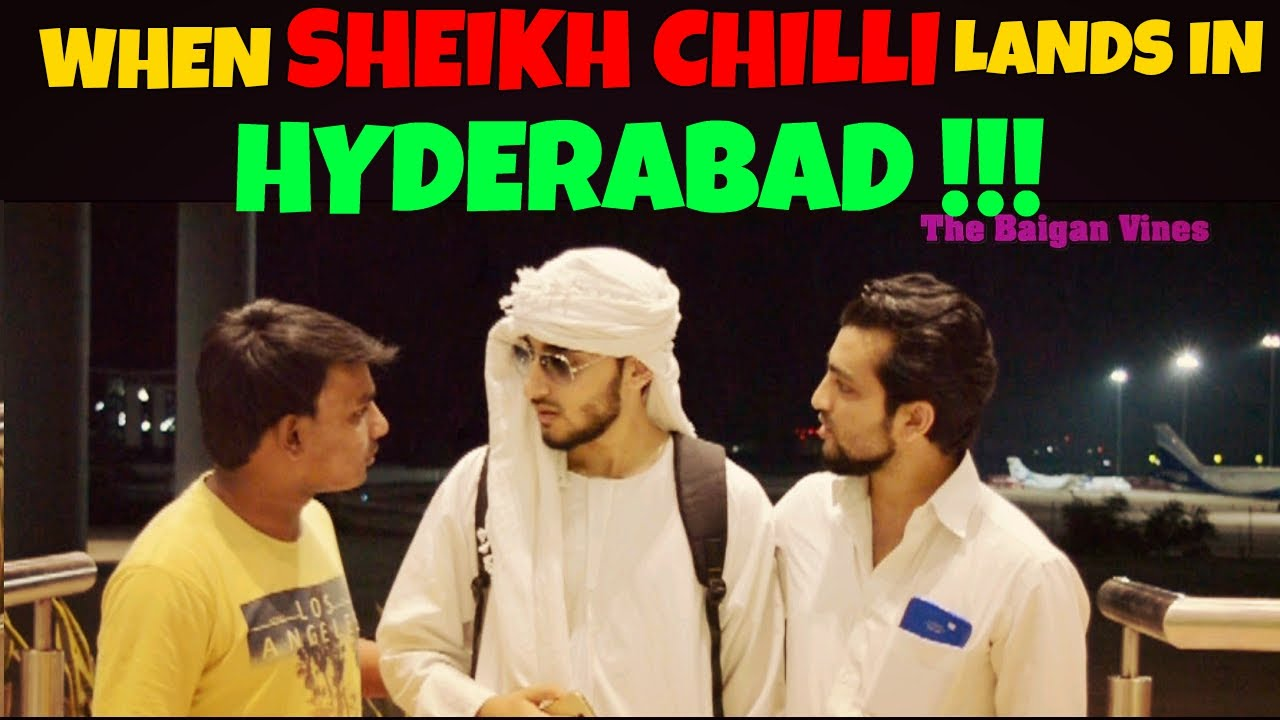 Download When Shaikh Chilli Lands in Hyderabad l Short Film l The Baigan Vines
