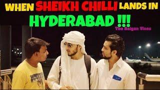 When Sheikh Chilli Lands in Hyderabad l A Short Comedy Film