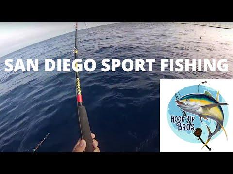 San Diego Sportfishing Legend 2014
