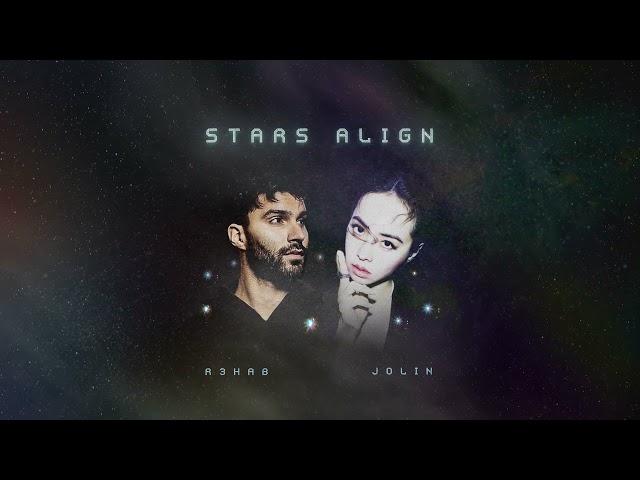 R3HAB & Jolin Tsai - Stars Align (Official Visualizer)