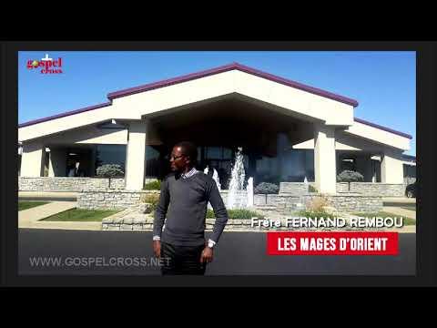 LES MAGES D'ORIENT - FERNAND REMBOU