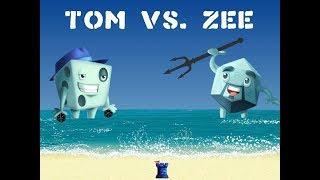 Tom vs. Zee - Gaming Clash!