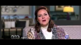 بالفيديو والصور- 5 تصريحات لدلال عبد العزيز مع
