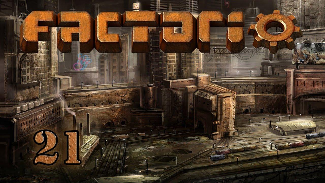 FACTORIO #21 | Roboter bauen Roboter | Deutsch | Let\'s Play Factorio ...