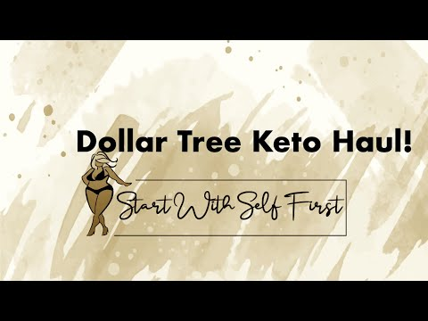keto-weight-loss-dollar-tree-haul