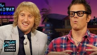 owen wilson johnny knoxville on hanging with willie nelson
