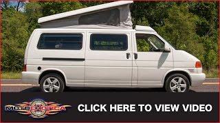 """1997 Volkswagen Eurovan """"Campmobile"""" (SOLD)"""