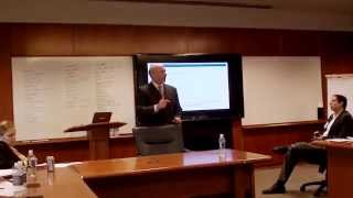 Dr. Howard Fero: Montage, Cultivating Exemplary Leadership, Albertus Magnus College