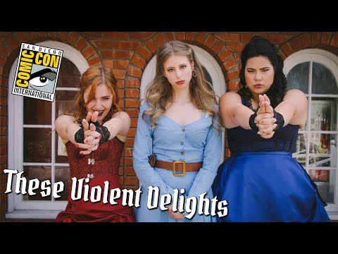 OUTLANDERING IN THE WEST WORLD | San Diego Comic-Con Vlog #4