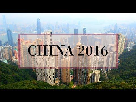 HONGKONG & SHANGHAI 2016