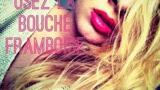 Maquillage : Osez la bouche Framboise !