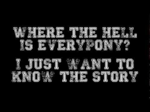 September - Full Rock/Metal Version with Lyrics