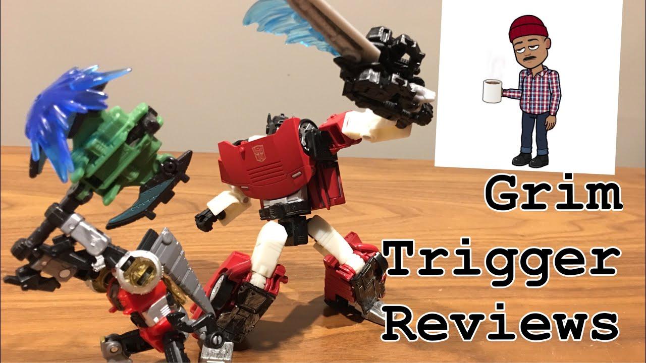 TransformersSIEGE War for Cybertron Laserbeak /& Ravage Action Figure Toys MISB