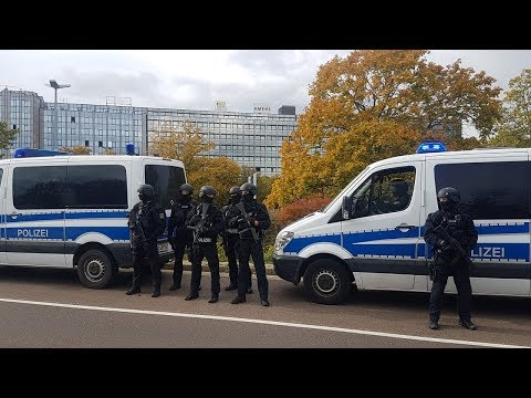 ألمانيا..مقتل شخصين في إطلاق نار أمام كنيس يهودي في مدينة هالة  - 14:55-2019 / 10 / 9