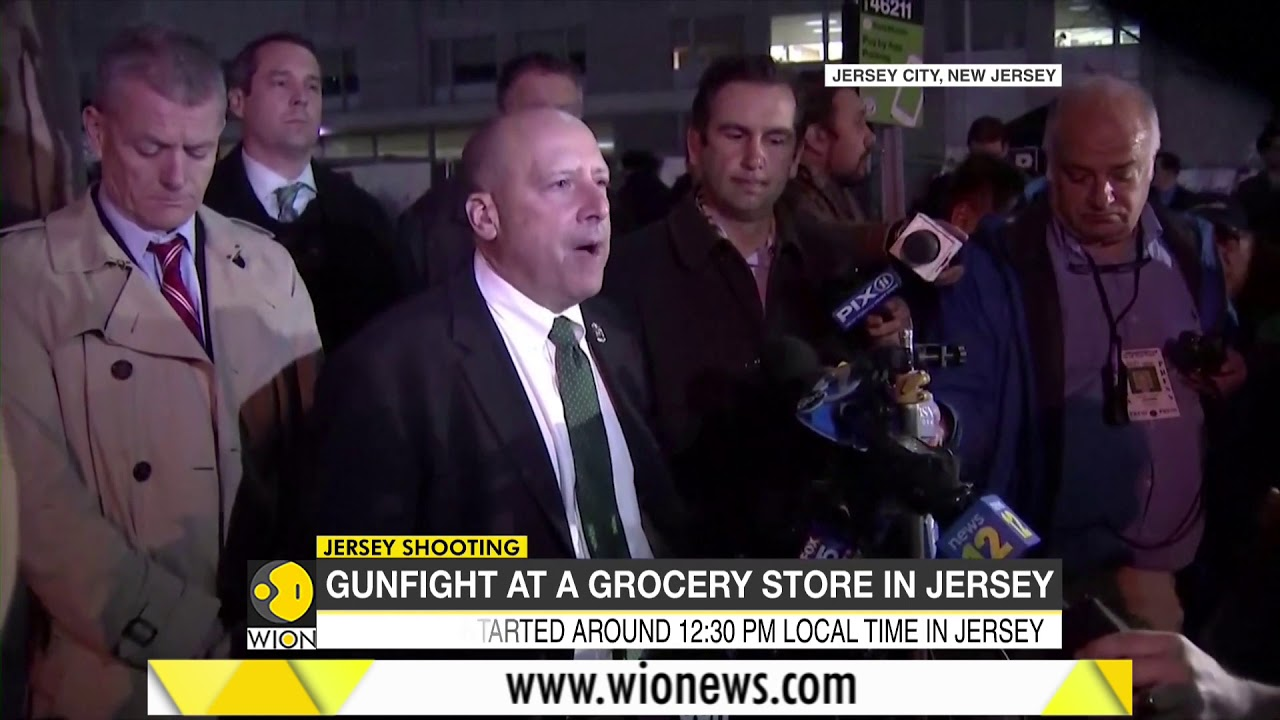 Gunfight at a Grocery store in New Jersey leaves six dead