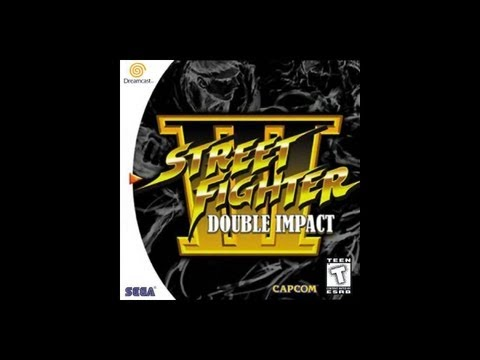 Remembering Street Fighter III: Double Impact