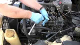 How To Get A Diesel Ready For Biodiesel - Mercedes 240D - Utah Biodiesel Supply
