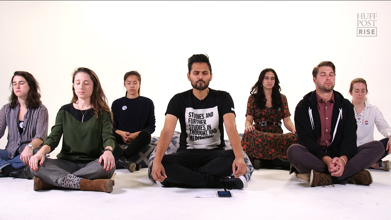 De-Stress With Mindful Meditation | Think Out Loud With ...