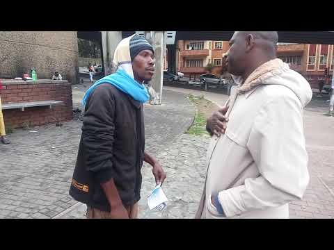 Witnessing to the Homeless(4)