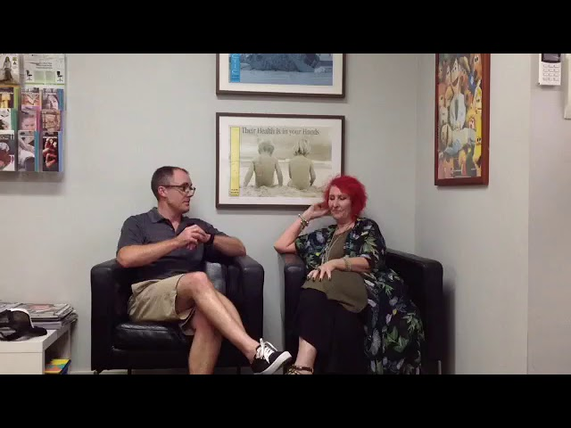 S03E18 Total Balance Chiropractic; James Cobb
