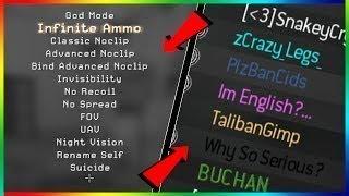 Entity mod menu modern warfare 3 teknomw3 pc