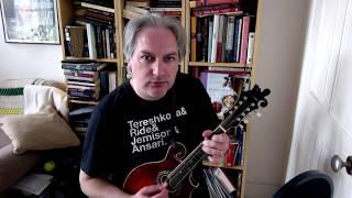 The Torn Jacket (reel) on mandolin