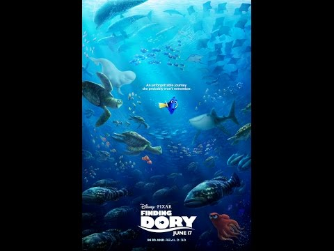[Funny Animation Compilation 2016]Finding Dory-  All Clips Sneak Peek