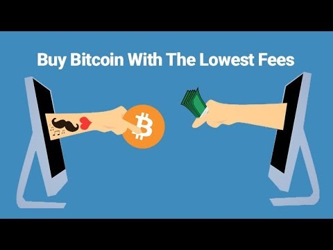BEST SITE TO BUY BITCOIN WITH LOWEST FEES (WORLDWIDE)