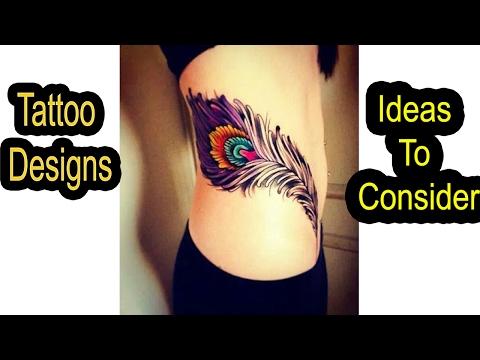 New Tattoo Designs 2017