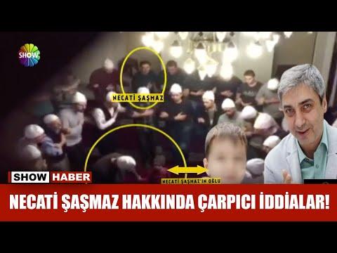 Stunning allegations about Necati Şaşmaz!