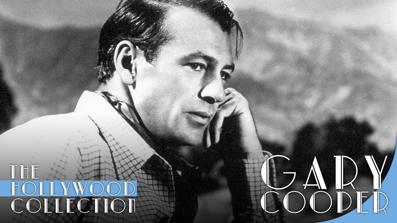 Gary Cooper: The Face Of A Hero | The Hollywood Collection