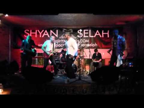 "Shyan Selah with Kid Sensation performing ""Concrete City"""