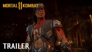 Mortal Kombat 11 Kombat Pack - Official Nightwolf Gameplay Trailer