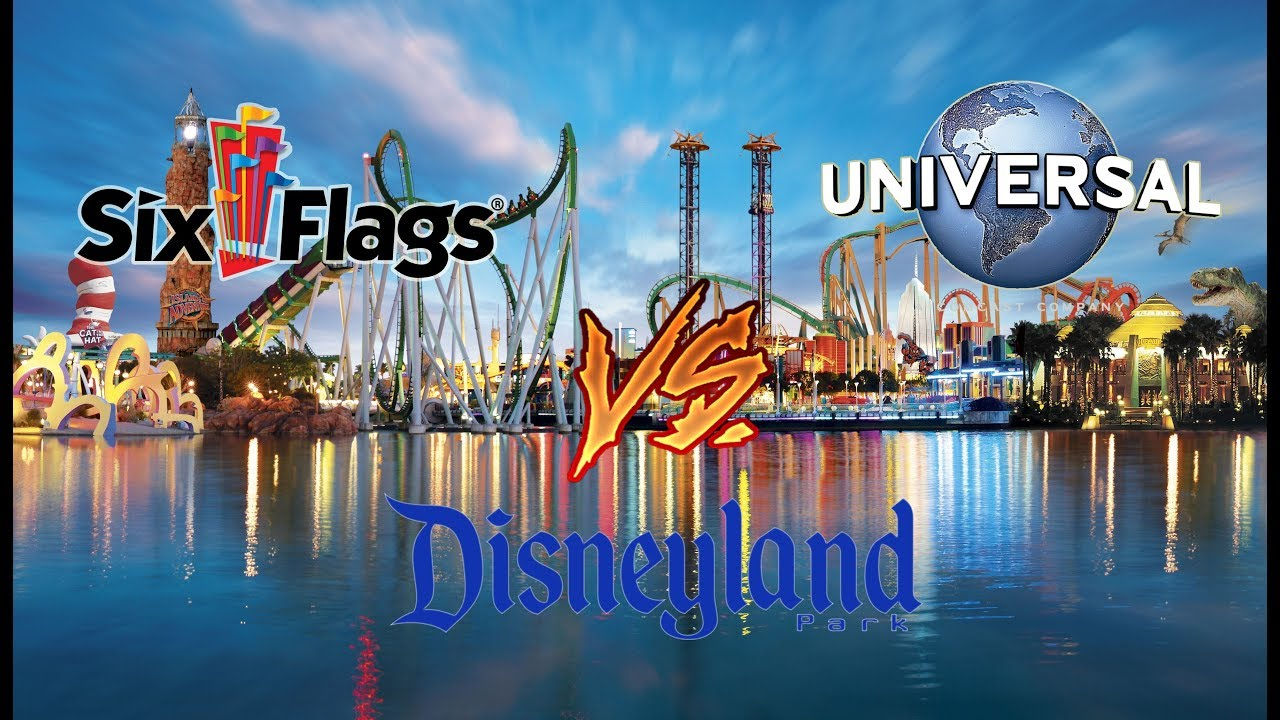 We Live In An Age Of Universal Investigation And Of: Disneyland, Six Flags, Or Universal Studios???