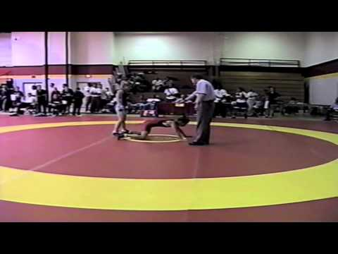 2003 Canada Cup: 48 kg Livonis Rivera (PUR) vs. Julie Harris (CAN)