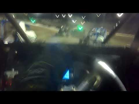 Josh Hurley In Helmet Cam Delta Speedway Micro Start Opps