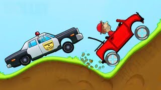 Cars - Hill Climb Racing Police Car - Children Games Сars for kids Android FHD - Cars Video for kids