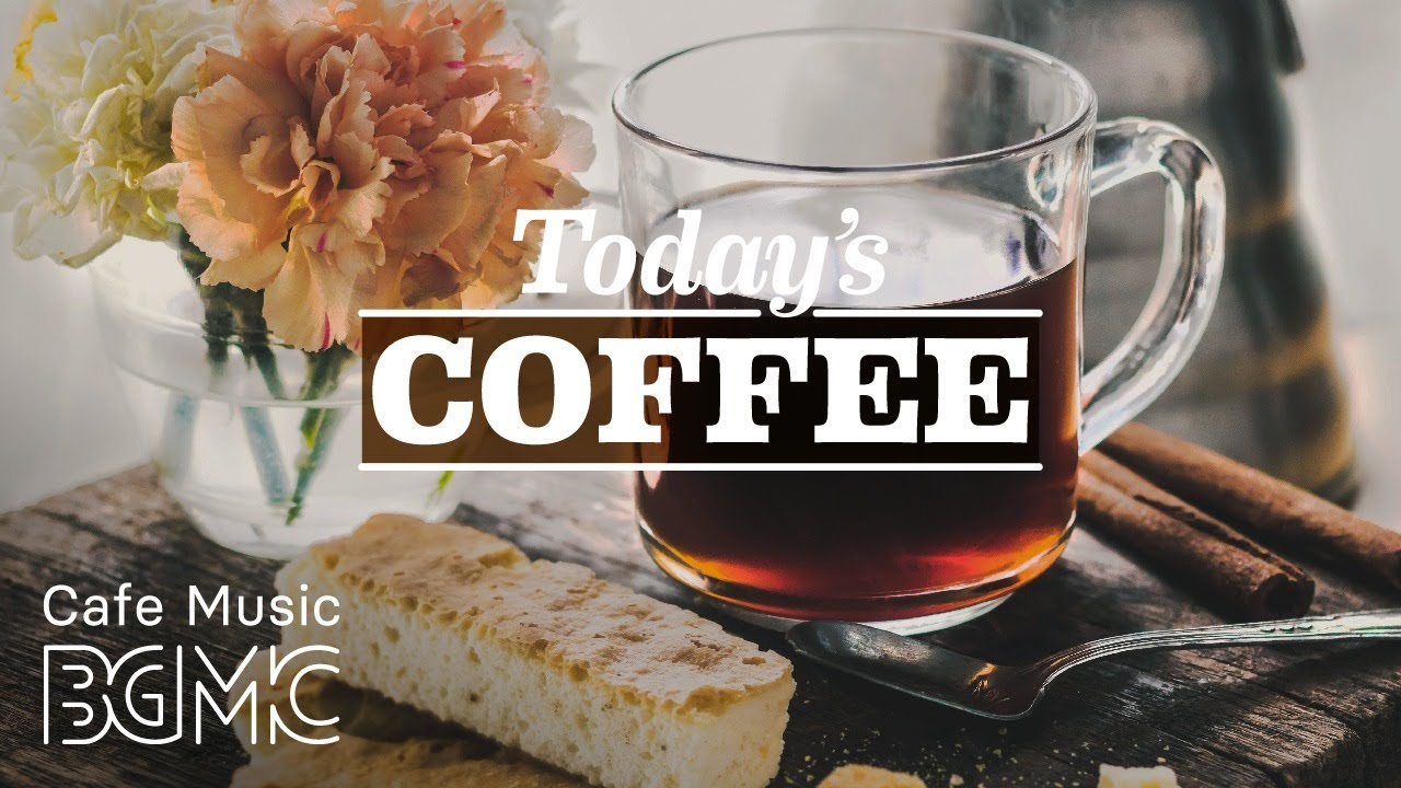 Fresh Coffee Jazz — Relaxing Instrumental Music for Work, Study, Stress Relief — Relax Cafe Music
