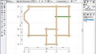 видео Проектирование деревянных домов – использование компьютерных технологий