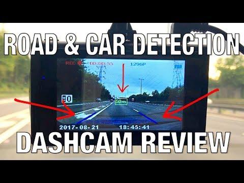 DASHCAM FULL HD - WITH Lane Departure Warning System & Forward Collision Warning System